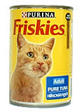 friskies - adult pure tuna